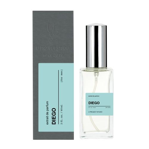 Мужской парфюм Diego (60 мл)..